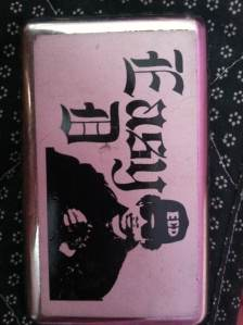 My iPod.. no one knows how much I love Eazy-E